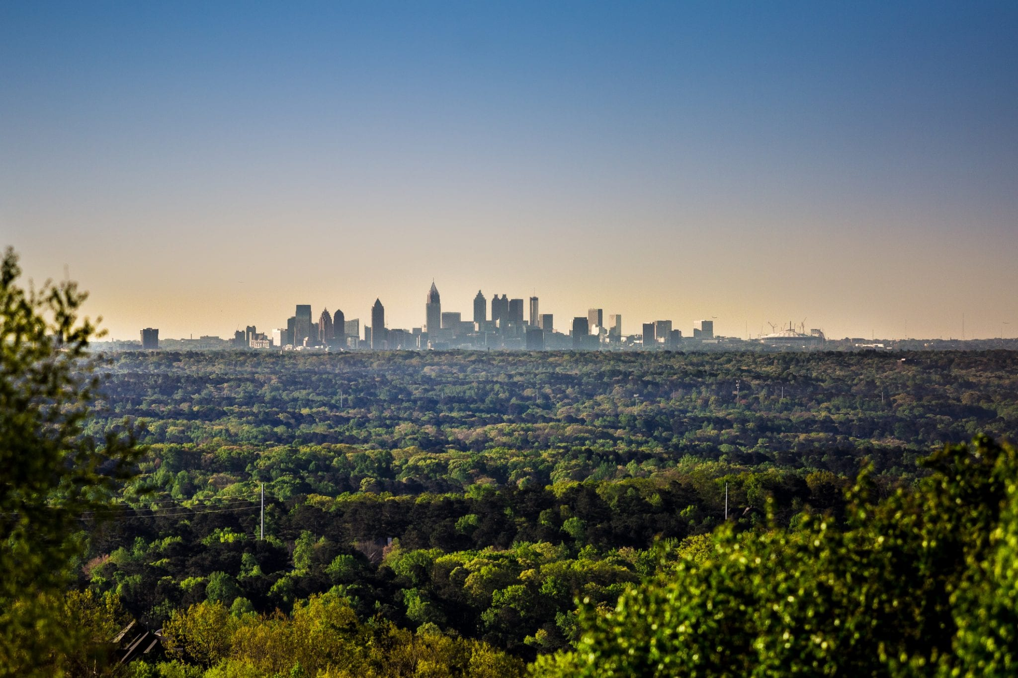 6 Best Skyline Views Of Atlanta Atlanta Parent