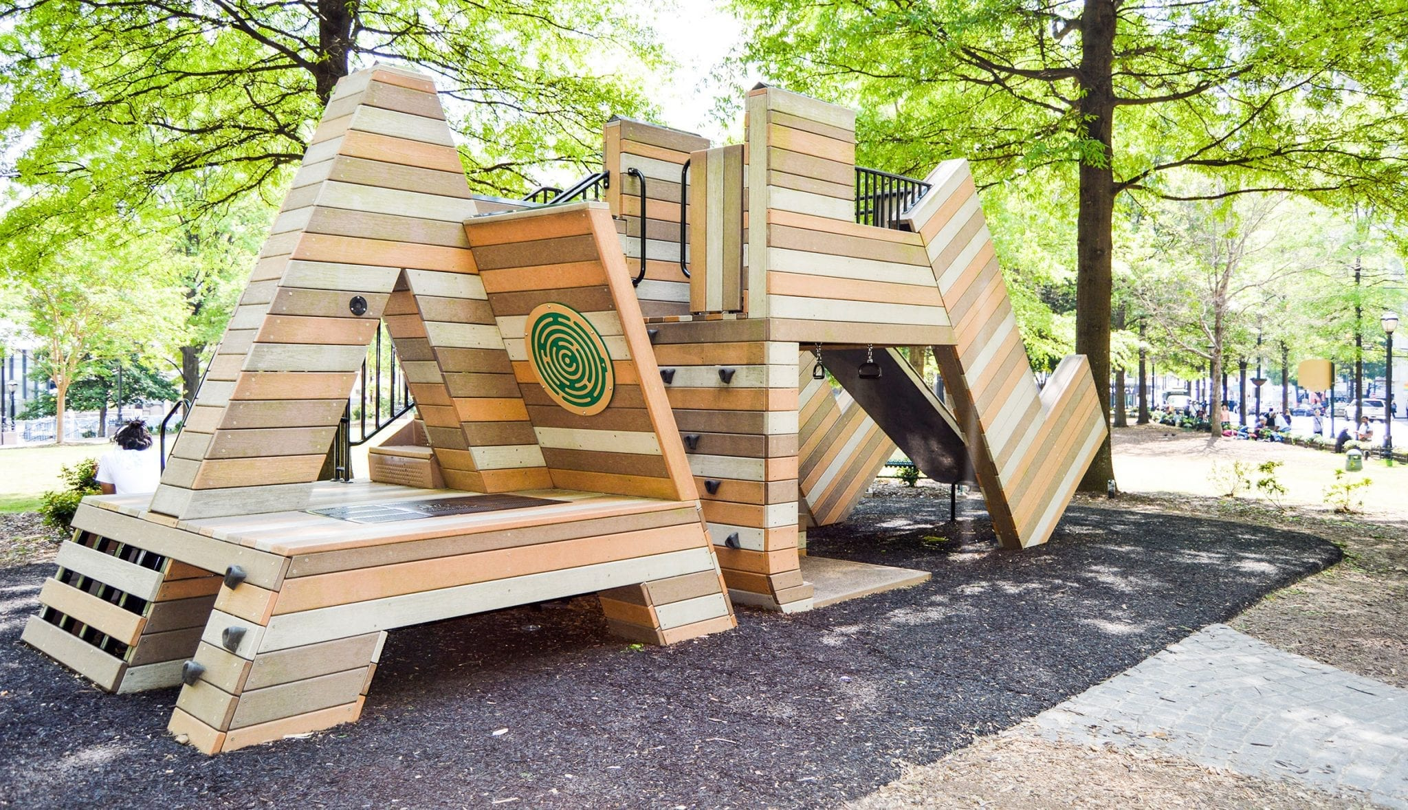 13 Playgrounds with a Little Something Special in Atlanta