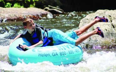 Go-to Guide: Tubing with Kids Around Atlanta